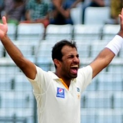 Wahab Riaz Player of the Match for his lethal bowling