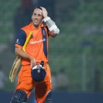 Wesley Barresi Star batsman of Netherlands