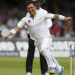 Yasir Shah 10 Wickets 1st Test Lords