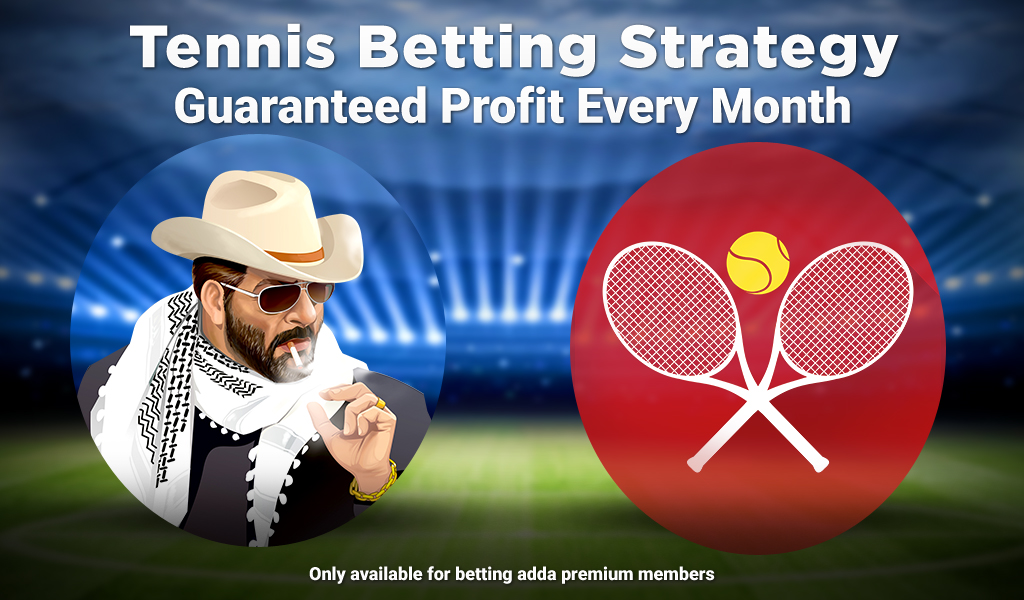 Ready to bet on tennis? Take a look at these offers: