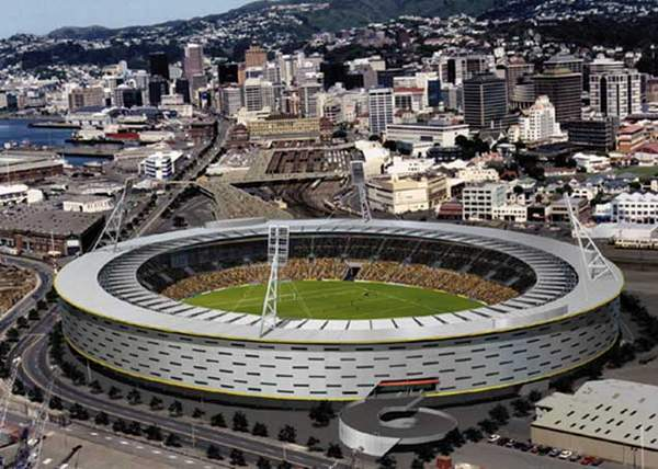 Image result for Westpac Stadium, Wellington
