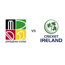 Zimbabwe v Ireland 2015