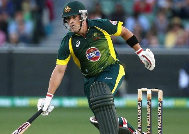 Aaron Finch - The batsman in form