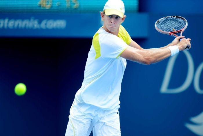 Kevin Anderson Australian Open 2014