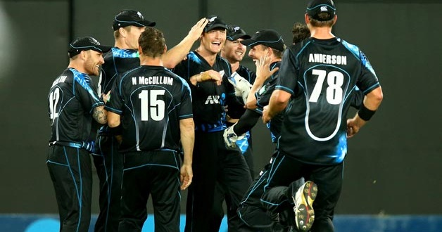 New Zealand - A big threat for every team