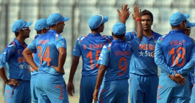 Team India - In full form