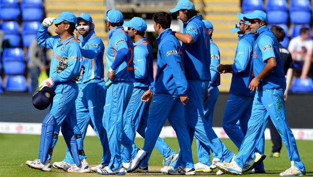 The Indian squad - Looking for another glory
