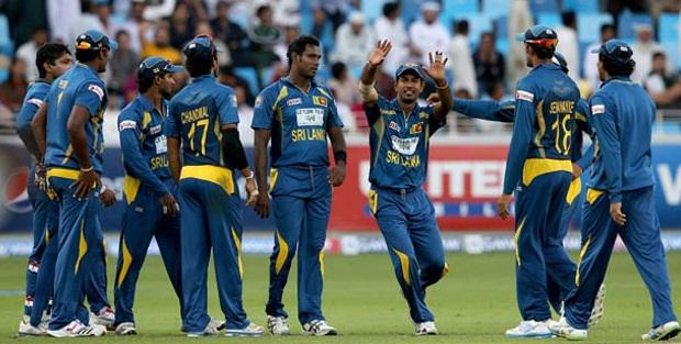The Lankan Lions - In top gear
