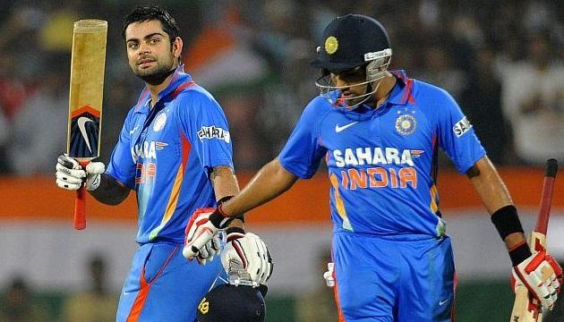 Virat Kohli and Rohit Sharma - Excellent form