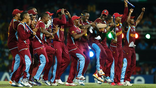 West Indies - 2012 ICC Twenty20 champions