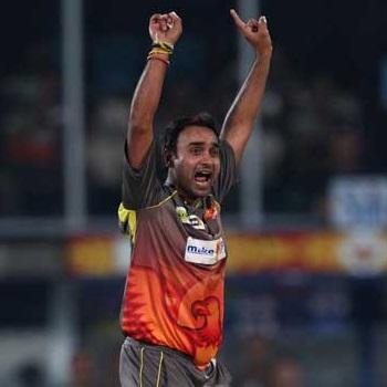 Amit Mishra - A match winning bowler