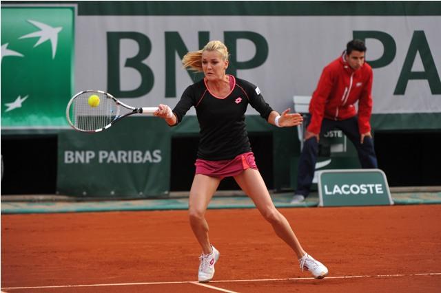 Agnieszka Radwanska vs Karolina Pliskova