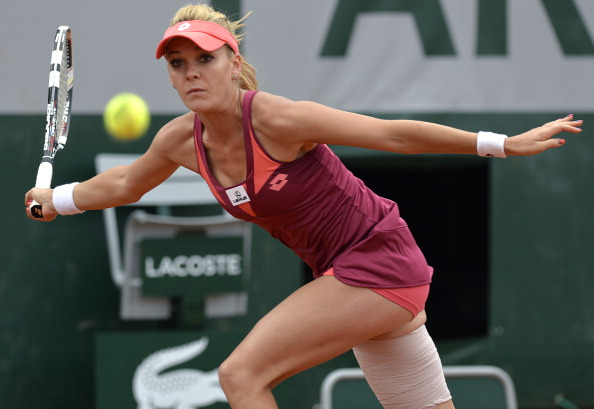 Agnieszka Radwanska is a strong favorite in this match