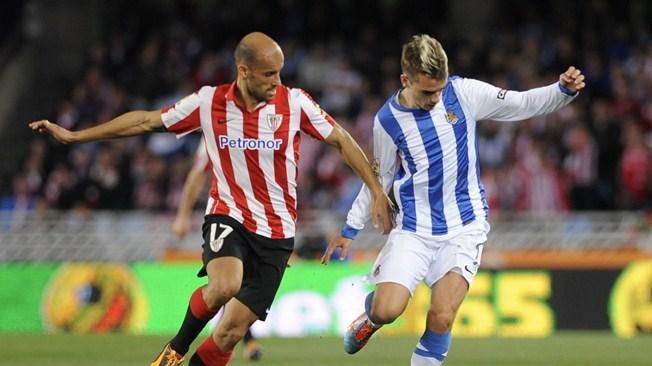 Resultado de imagem para Athletic Bilbao x Real Sociedad