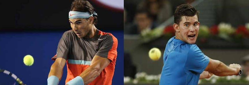 Rafael Nadal vs Dominic Thiem French Open 2014 Round 2