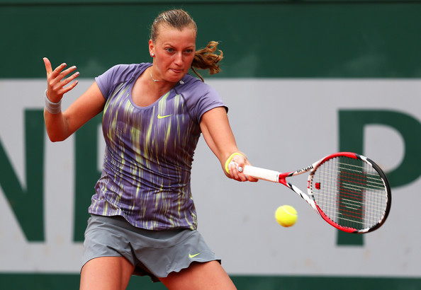 Petra Kvitova should be careful against Marina Erakovic