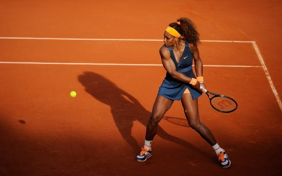 Serena Williams vs Garbine Muguruza, French Open 2014