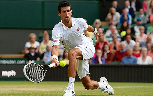Novak Djokovic should win in an interesting encounter