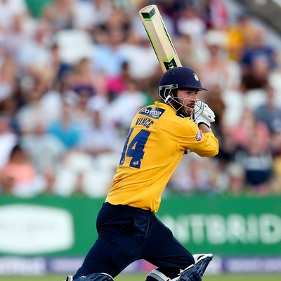 James Vince - Awesome form
