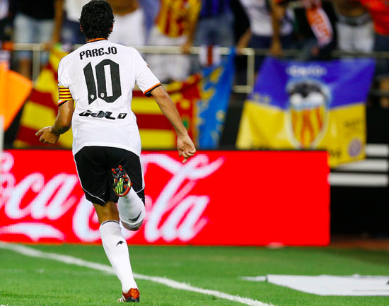 Will Valencia's new number 10 lead his team to victory next weekend?