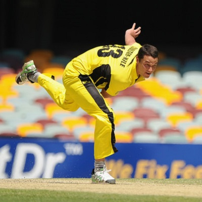 Nathan Coulter-Nile - Most furious bowler of Western Australia