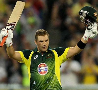 Aaron Finch - Key batsman for the Australian success