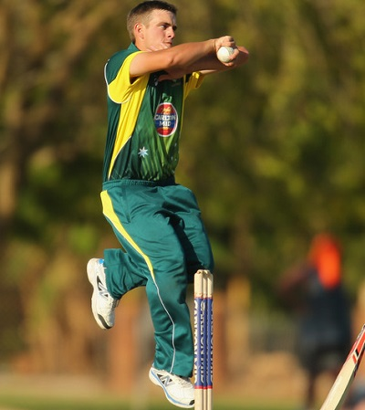Cameron Boyce - 'Player of the match' in the 2nd T20