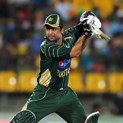 Ahmed Shehzad - 6th ODI hundred