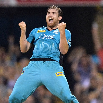 Ryan Duffield - Superb bowling in the previous game