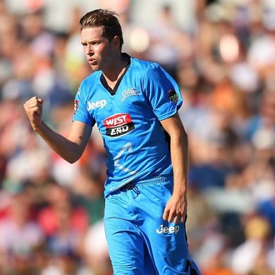 Ben Laughlin - Deadly bowler of Adelaide Strikers