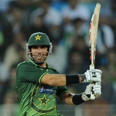 Misbah-ul-Haq - The mainstay of Pakistani batting