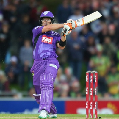 Tim Paine - 55 off 25 for Hobart Hurricanes