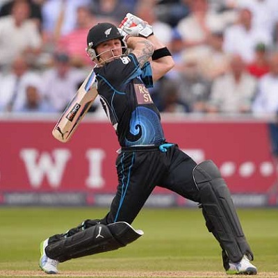 Brendon McCullum - Fastest ODI fifty off 16 mere balls
