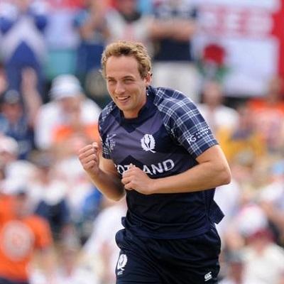 Josh Davey - Most successful bowler of Scotland