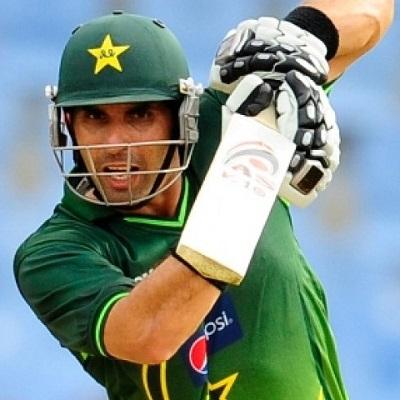 Misbah-ul-Haq - Only dependable batsman of Pakistan