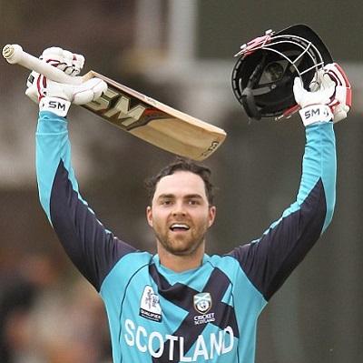 Preston Mommsen - Leading Scotland from the front
