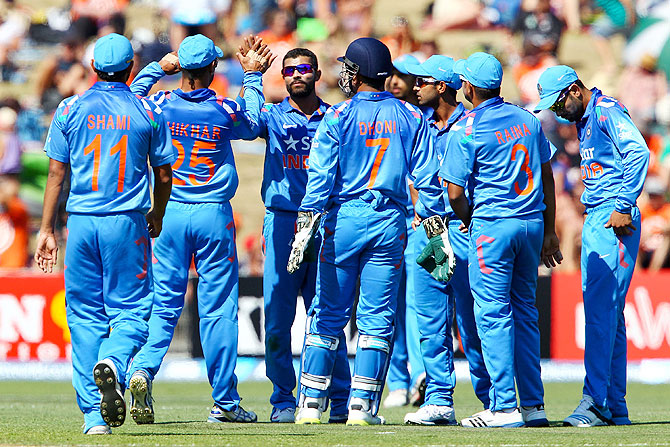 The Indian team could surprise the Australian team in tomorrow's encounter.