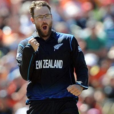 Daniel Vettori - Top class spinner of New Zealand
