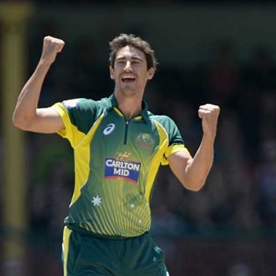 Mitchell Starc - Highest wicket taker of the event