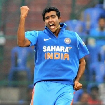Ravichandran Ashwin - Excellent bowling vs. UAE