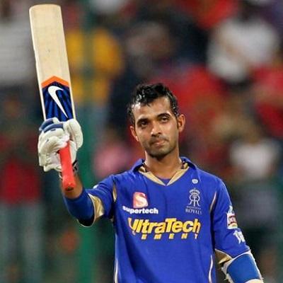 Ajinkya Rahane - Most runs in five games of the IPL 2015