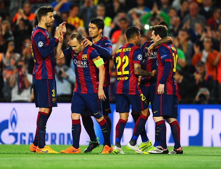 Will Barcelona continue their winning streak next weekend?