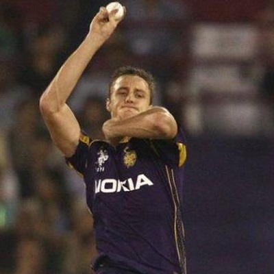 Morne Morkel - Excellent bowling for KKR in the opening match