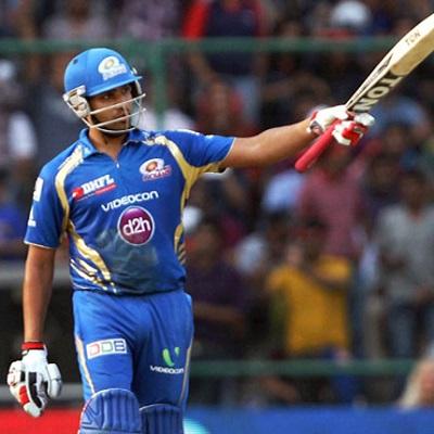 Rohit Sharma - Unbeaten 98 vs. KKR